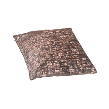 BANTAL SOFA FOREST SQUARE 40 X 40 CM - COKELAT_1