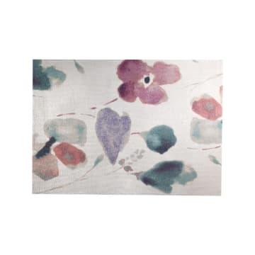 ESPIRT KARPET DREAM FLOWER 06 115X170 CM - PUTIH_2