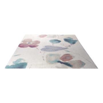 ESPIRT KARPET DREAM FLOWER 06 115X170 CM - PUTIH_1