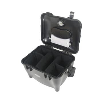 KRISBOW DRY BOX PORTABEL 23X28X32 CM - HITAM_3