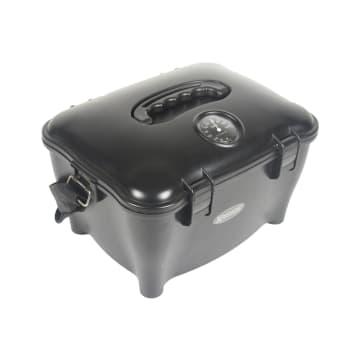 KRISBOW DRY BOX PORTABEL 23X28X32 CM - HITAM_2