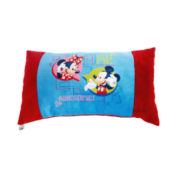 DISNEY MINNIE MOUSE BANTAL CHIT CHAT - MERAH_1