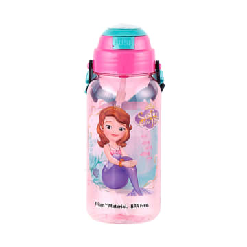 DISNEY SOFIA THE FIRST REFRESH WATER BOTOL MINUM 500 ML - PINK_1