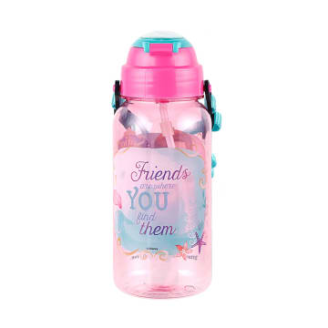 DISNEY SOFIA THE FIRST REFRESH WATER BOTOL MINUM 500 ML - PINK_2