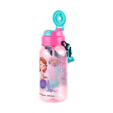 DISNEY SOFIA THE FIRST REFRESH WATER BOTOL MINUM 500 ML - PINK_3