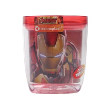 MARVEL TUMBLER THE AVENGERS 320 ML - MERAH_1