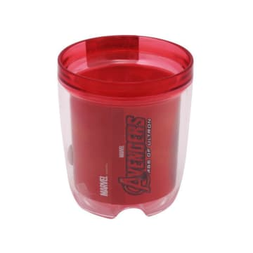 MARVEL TUMBLER THE AVENGERS 320 ML - MERAH_2