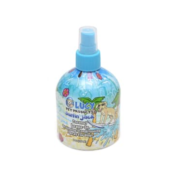 LUCY PET PRODUCTS CONDITIONING SPRAY ANJING SURFIN JACK_1