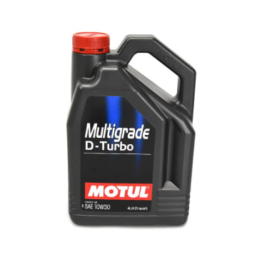 MOTUL MULTIGRADE D-TURBO OLI MESIN DIESEL 10W30 4L_1