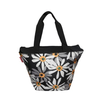 TOTE BAG WANITA SHOPPER MARGARITE 51X30.5X26 CM - HITAM_1