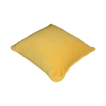 SARUNG BANTAL SOFA 45X45 CM VELVET - LEMON_2