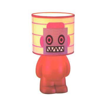 EGLARE LAMPU MEJA ROBOTIC E14 - MERAH_1
