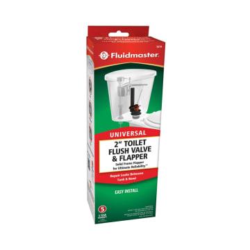 FLUIDMASTER SET KATUP FLUSH DAN FLAPPER 5 CM_1