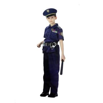 ARTPRO KOSTUM POLISI UKURAN 4 - BIRU_2