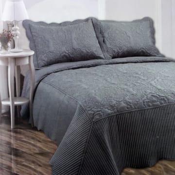 BED COVER SET 240X240 CM - ABU-ABU_1