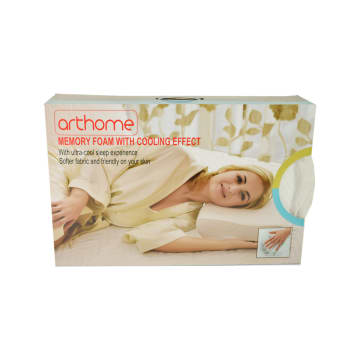 ARTHOME BANTAL MEMORY FOAM WITH COOLING EFFECT 60X40 CM_1