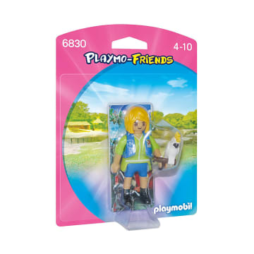 PLAYMOBIL ANIMAL TRAINER WITH COCKATOO 6830_2