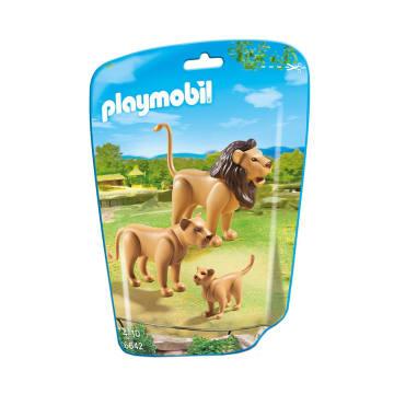PLAYMOBIL LION FAMILY 6642_1