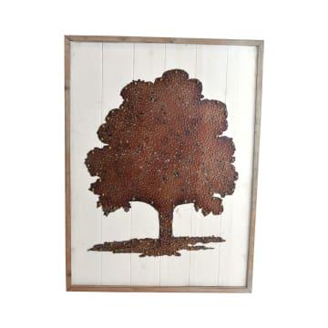 HIASAN DINDING TREE 1443T 60X80 CM_1