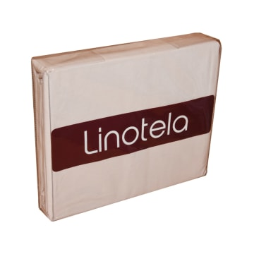 LINOTELA DUVET COVER TWO TONE 260X230 CM - PINK BIRU_2