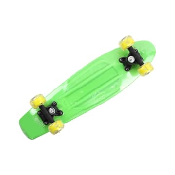 PAPAN SKATEBOARD SINGLE KICK 57X15 CM - HIJAU_3
