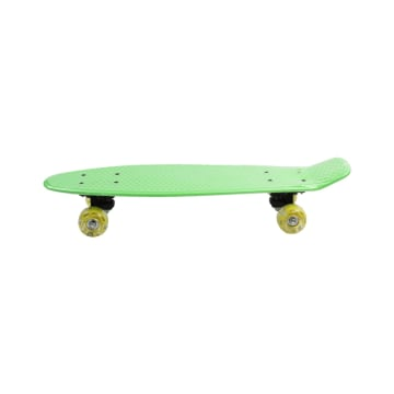 PAPAN SKATEBOARD SINGLE KICK 57X15 CM - HIJAU_2