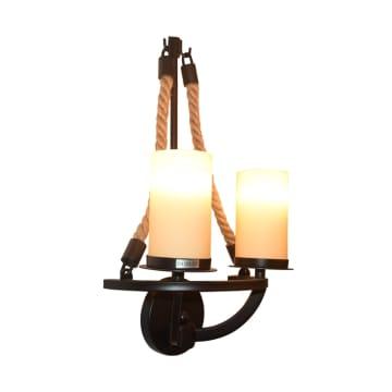 LENORE LAMPU DINDING 28X53X15 CM_2