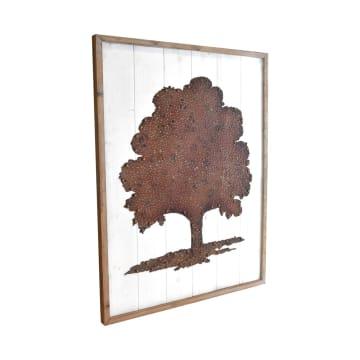HIASAN DINDING TREE 1443T 60X80 CM_2