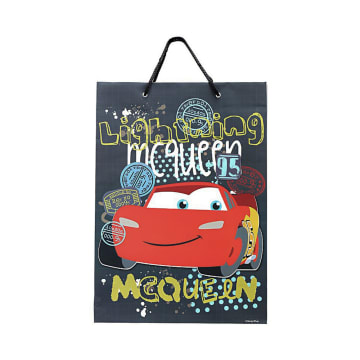 Disney Paper bag Cars Lighting McQueen No.1 size L_1