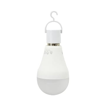 KRISBOW BOHLAM LED DARURAT 7W - COOL DAYLIGHT_1