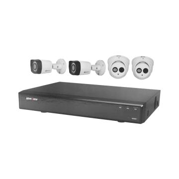 KRISVIEW SET KAMERA CCTV CVI 4 CAM 720P_1