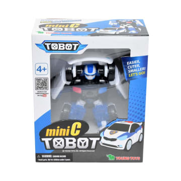 TOBOT FIGURE MINI C MAINAN ROBOT_1