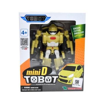 TOBOT FIGURE MINI D MAINAN ROBOT_1