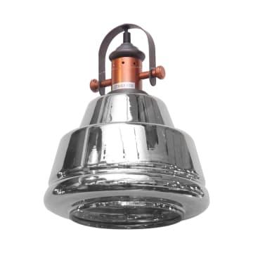 FLEMING LAMPU GANTUNG HIAS 25X102 CM - ABU-ABU_2