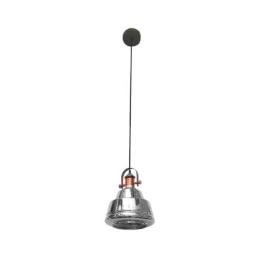 FLEMING LAMPU GANTUNG HIAS 25X102 CM - ABU-ABU_1