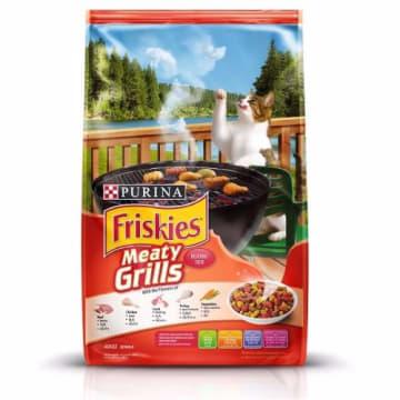 FRISKIES Adult Meaty Grills 450 g_1