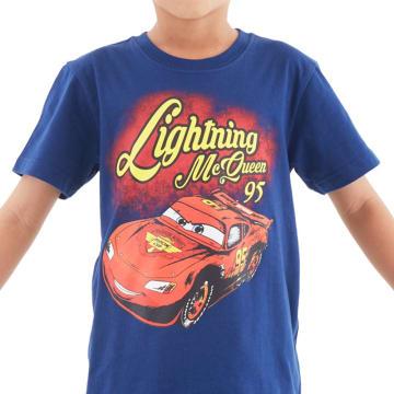 DISNEY TSHIRT Cars Lightning Mc Queen 95 SIZE 4_1