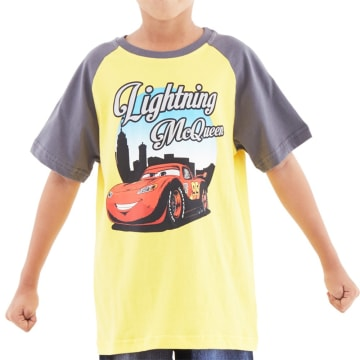 Disney T Shirt Reglan Bayi Cars 3 Misty Size 24 Bulan_1