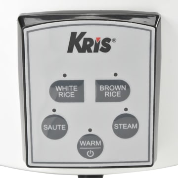 KRIS RICE COOKER MANUAL 1.8 LTR - PUTIH_3