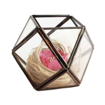 ORE HOME DECOR KOTAK PERHIASAAN TERRARIUM GLASS GP34BS_1