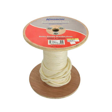 KRISBOW DOUBLE BRAIDED ROPE NILON 10MM X 200M_1