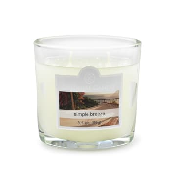 COLONIAL CANDLE SIMPLE BREEZE LILIN AROMATERAPI 99 GR_1