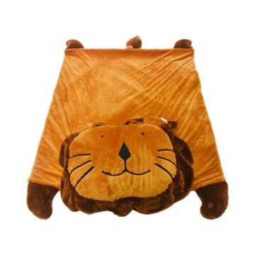 KARPET 147X173 CM ANIMAL LION_1