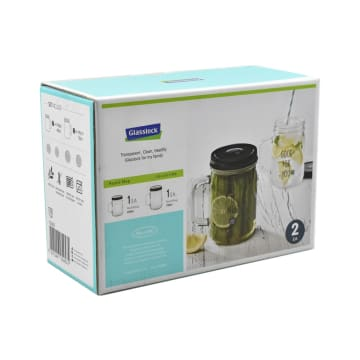 GLASSLOCK SET MUG DENGAN GAGANG 2 PCS_4