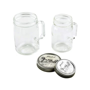 GLASSLOCK SET MUG DENGAN GAGANG 2 PCS_2