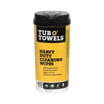 TUB O TOWELS TISU BASAH CLEANING HEAVY DUTY 40 PCS_1