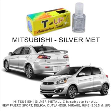 T-UP CAT OLES PENGHILANG GORESAN & BARET (DEEP SCRATCH) MITSUBISHI - SILVER METALLIC_6