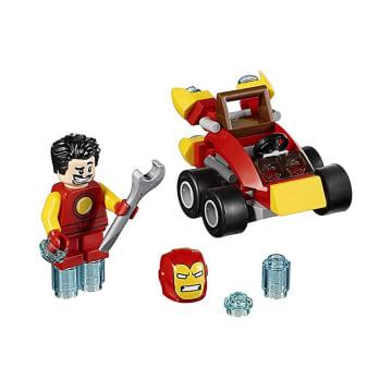 LEGO SUPER HEROES : IRON MAN VS THANOS_2