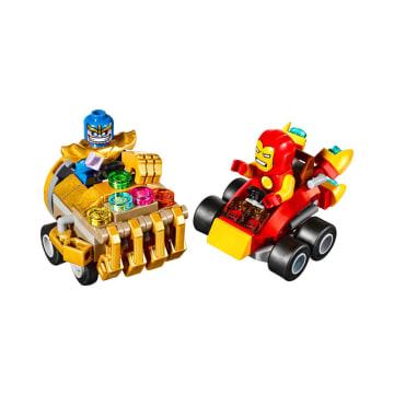 LEGO SUPER HEROES : IRON MAN VS THANOS_1