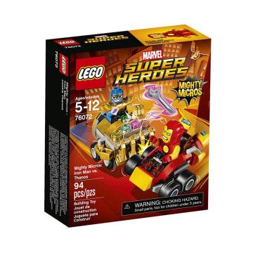 LEGO SUPER HEROES : IRON MAN VS THANOS_4